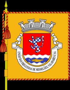 Messegães Valadares e Sá brasão aprovado